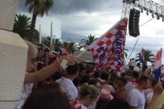 Det-Kroatiske-fodboldlandshold-modtages-i-Split