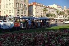 Turisttog-Marjan-parken-Split