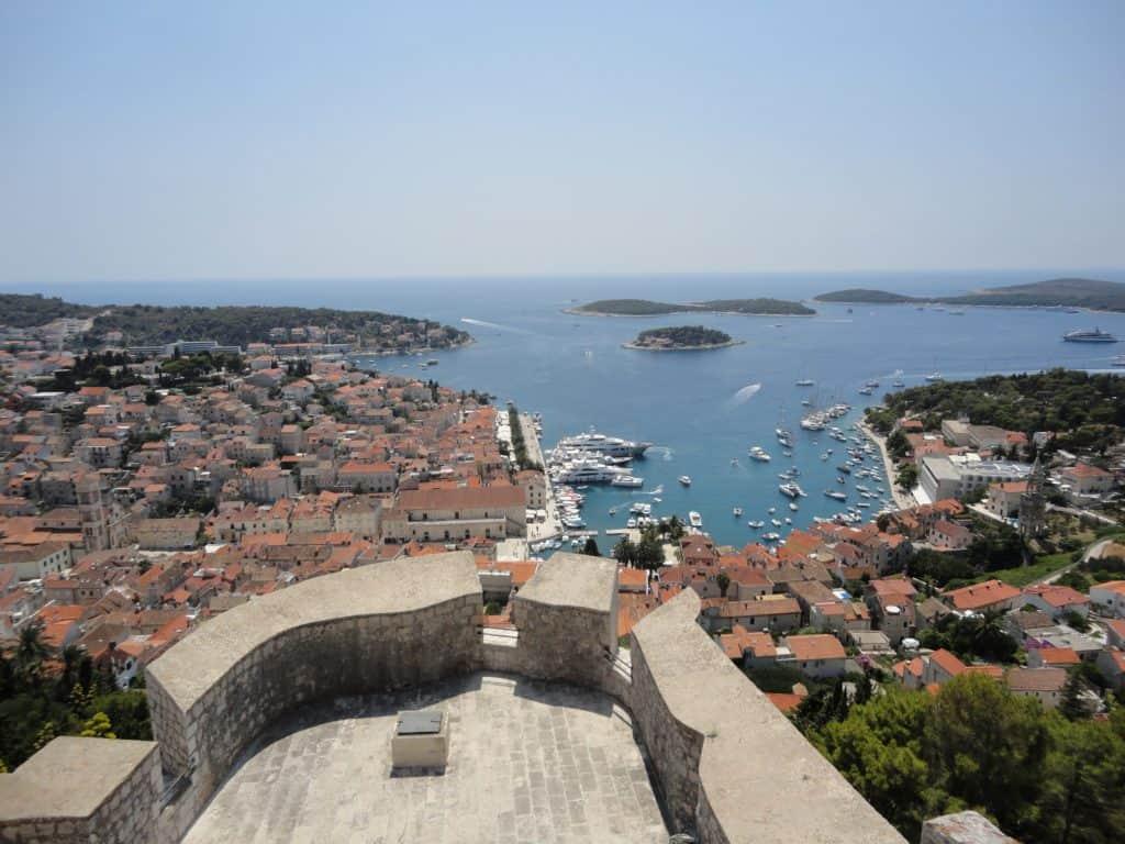 Billedgalleri fra Split området