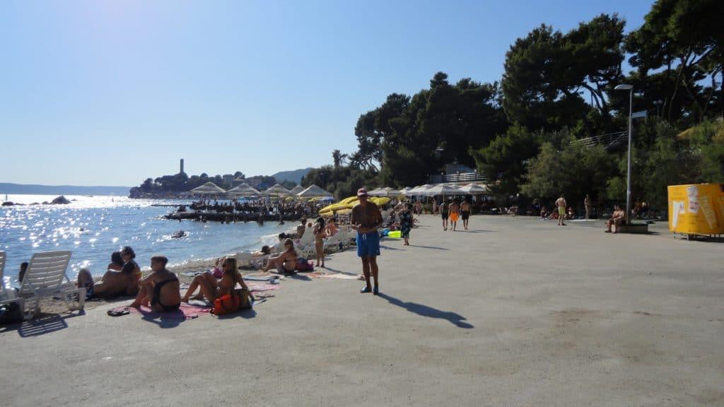 Ovcice stranden Split