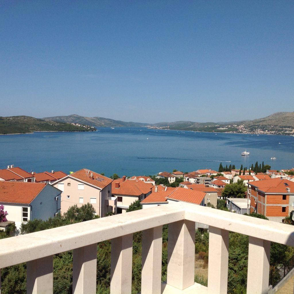 Udsigt fra lejlighed - Okrug Gornji