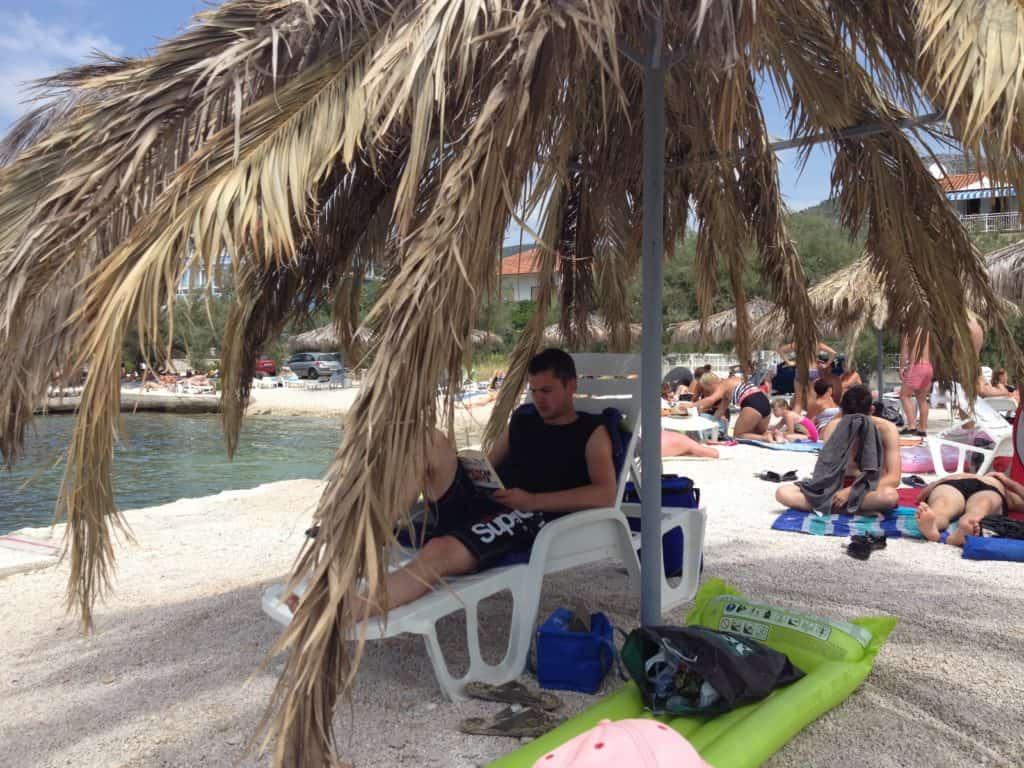 Billedgalleri fra Trogir området