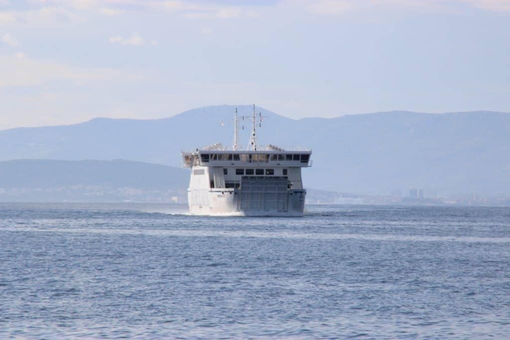 Øer nær Makarska