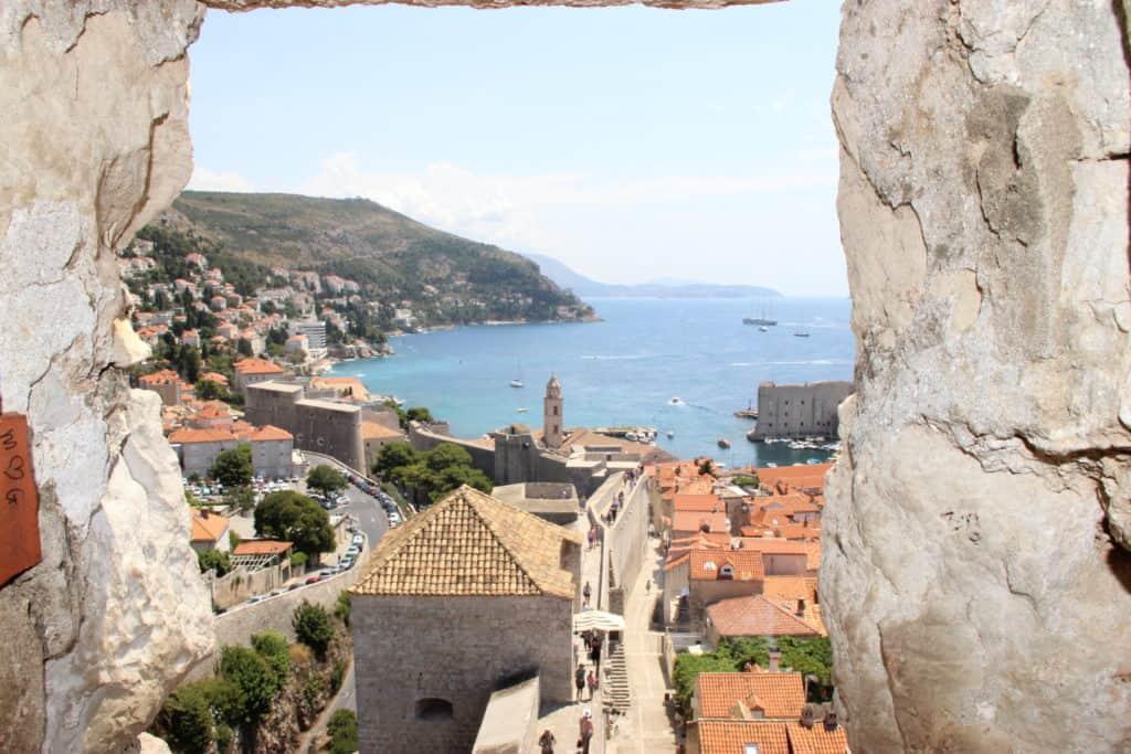 Billedgalleri fra Dubrovnik området