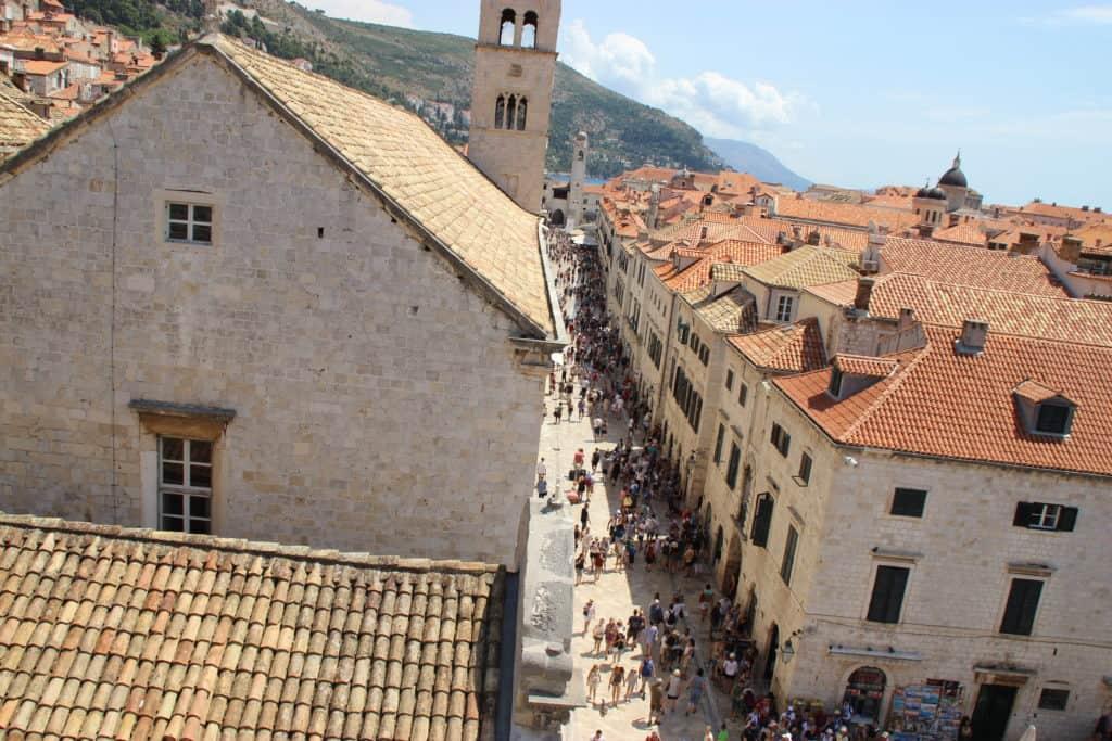 Stradun i Dubrovnik