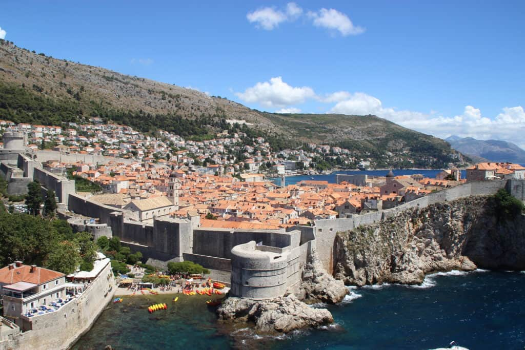 Walls of Dubrovnik