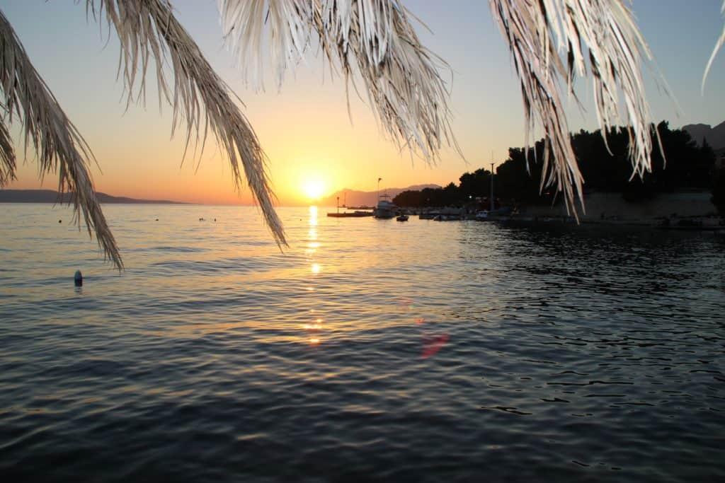 Makarska Dalmatien