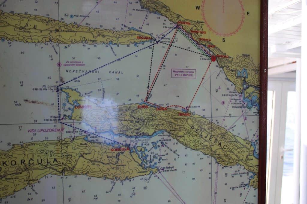Billedgalleri fra Makarska området