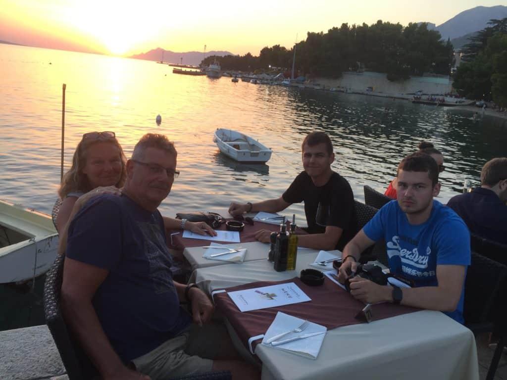 Billedgalleri fra Kroatien