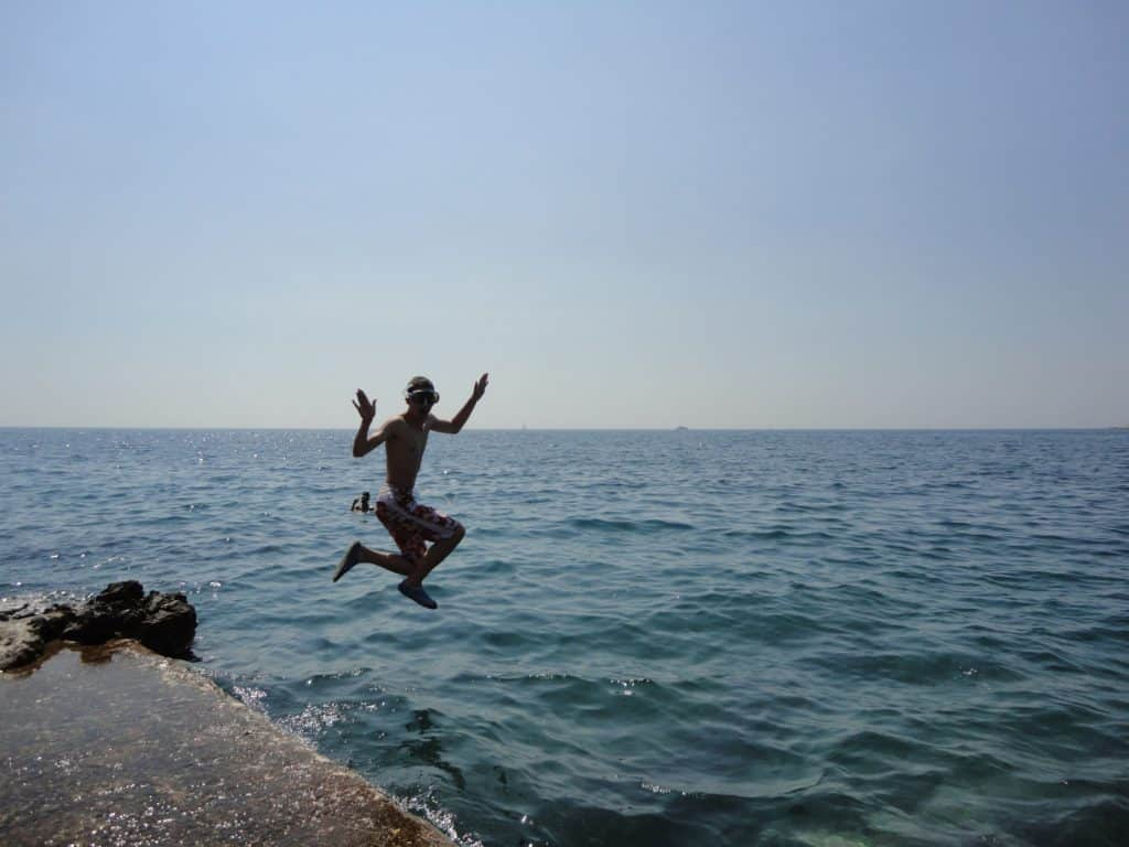 Billedgalleri fra Istrien