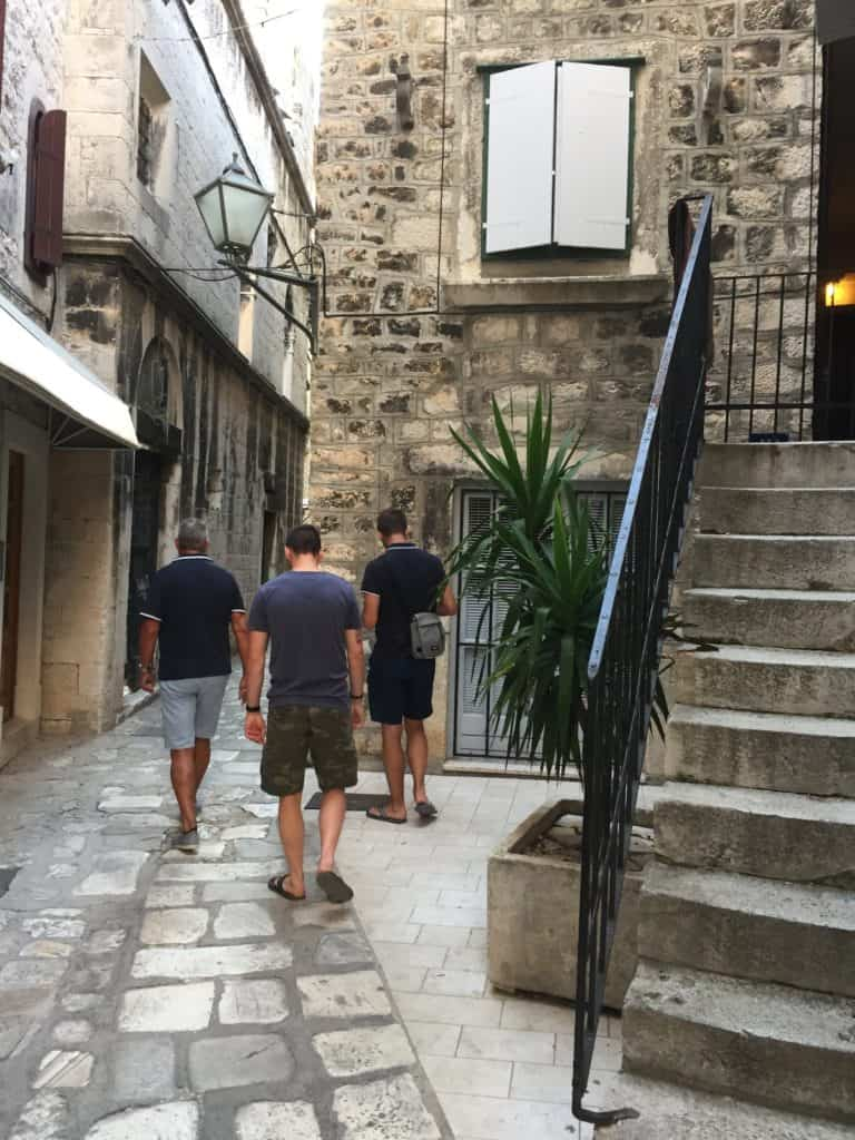 Byvandring i Trogir