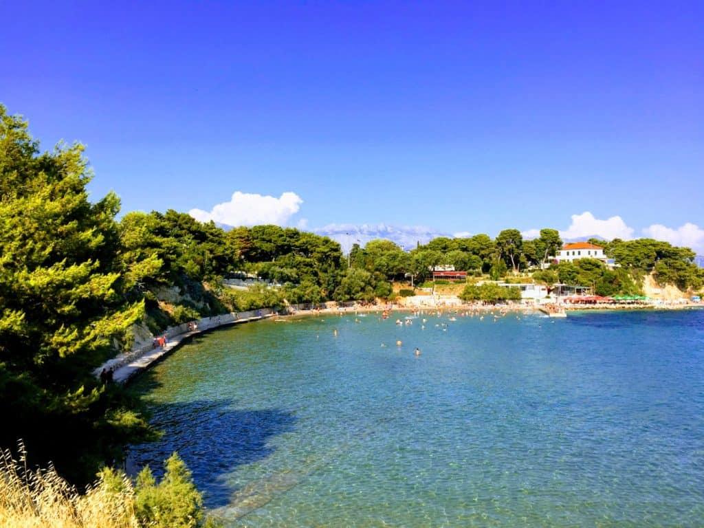 Firule stranden Split