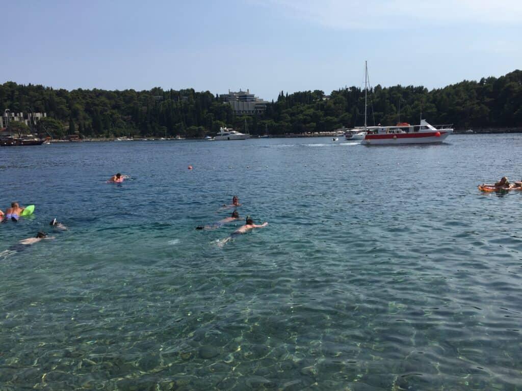 Svømmetur