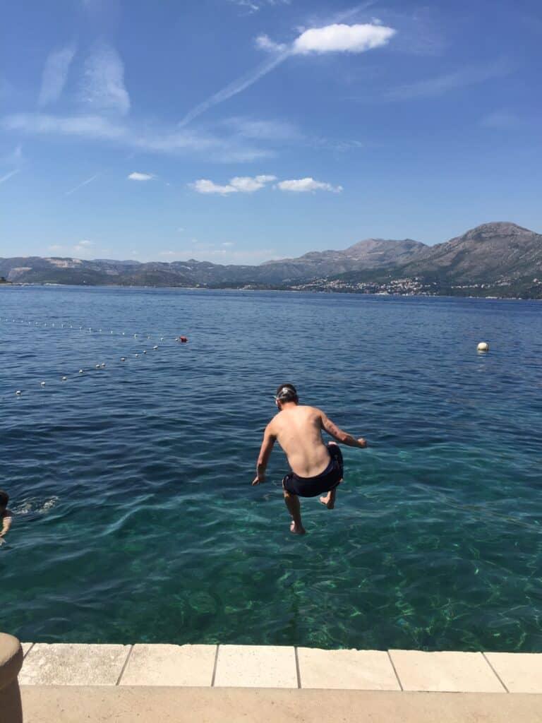 Havet er skønt