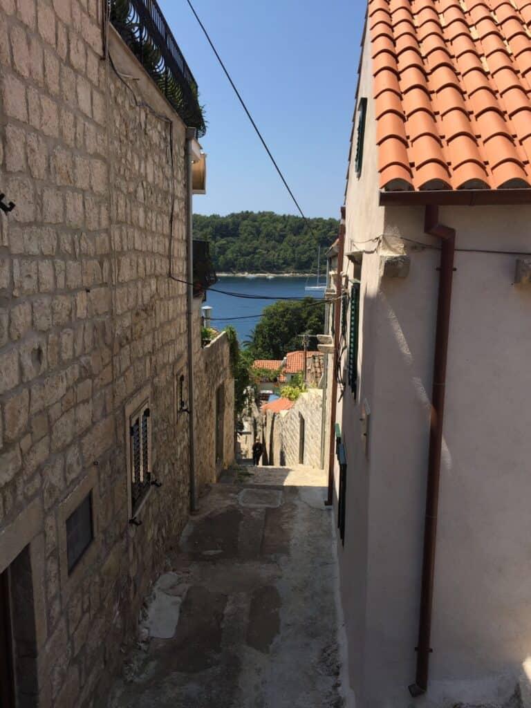 De smalle gader