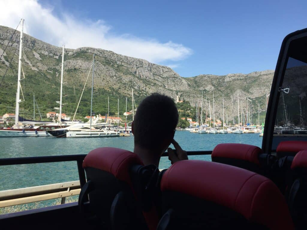 Sightseeing i Dubrovnik