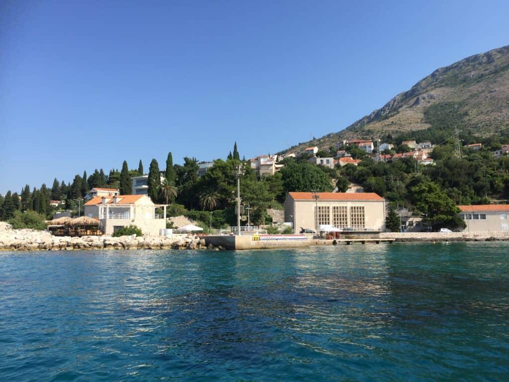Sejltur fra Cavtat til Dubrovnik